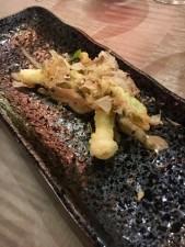 leek tempura